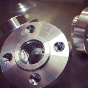 Zak Stainless Steel Hub Adaptors by Nikon Diamond Tools