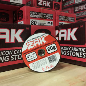 Zak Grinding Stones by Nikon Diamond Tools