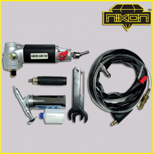 The Stinger Rear Exhaust Air Polisher by Nikon Diamond Tools