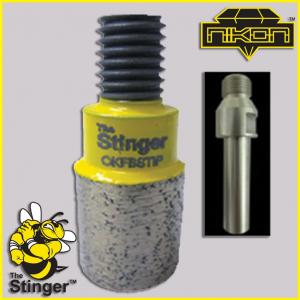 The Stinger Screw on Wizard Tip by Nikon Diamond Tools
