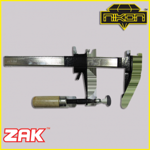 Zak Bar Clamp by Nikon Diamond Tools