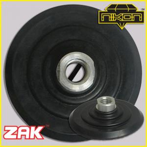 Zak Flexible Backer Pads by Nikon Diamond Tools
