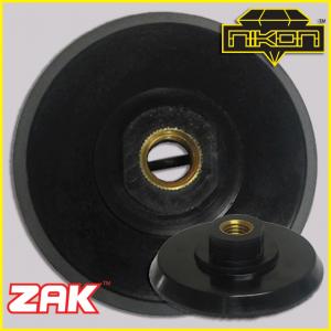 Zak Rigid Backer Pads by Nikon Diamond Tools
