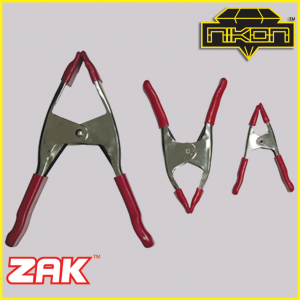 Zak spring Clamps by Nikon Diamond Tools