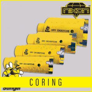 Coring