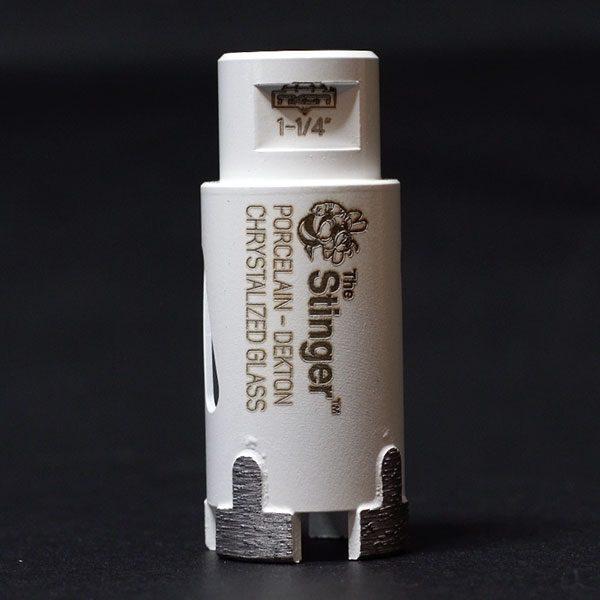 The Stinger Porcelain Core Drill by Nikon Diamond Tools