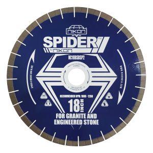 Spider V2 Bridge Saw Blade by Nikon Manufacturing